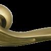 ручка морелли матовое золото/золото