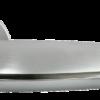 ручка морелли люкс матовый хром/хром