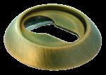 накладка на цилиндр морелли кофе