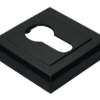 накладка на цилиндр морелли черный