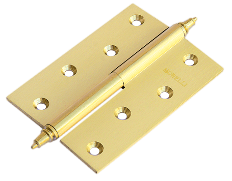 Петля морелли матовое золото