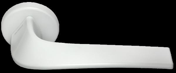 дверные ручки морелли люкс белый