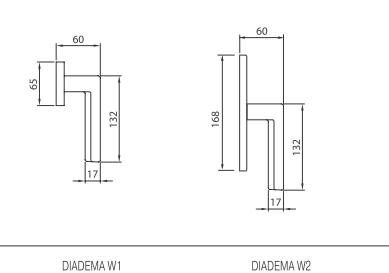 Diadema W2 size
