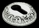 накладка морелли белый/хром